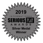 Serious Play 2019 Silver Medla